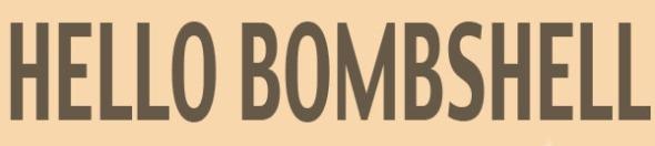 bohemian bombshell